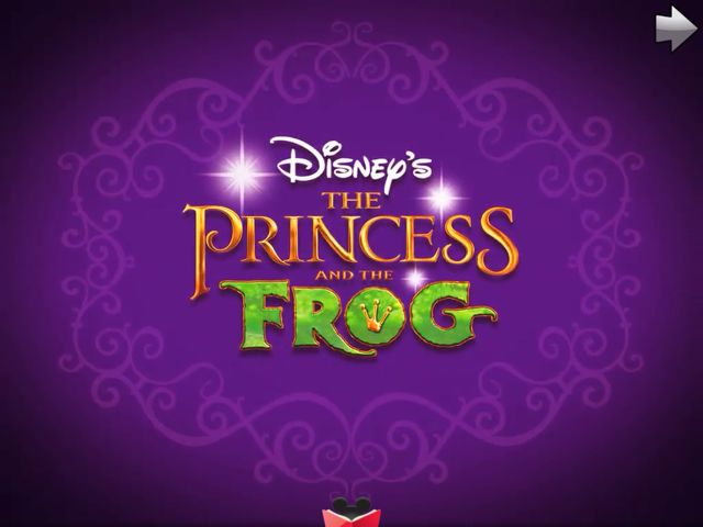 The princess and the frog review best kid ipad apps the princess and the frog review fandeluxe Gallery