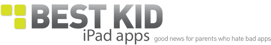 Best Kid iPad Apps