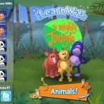 iLearn with the Mighty Jungle: Animals! review