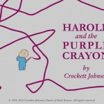 Harold and the Purple Crayon review